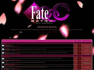 Fate Extra CCC: Second Try