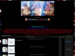 creer un forum : Ultimate Federation Wrestling