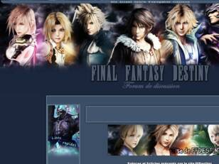 Forum Final Fantasy Destiny