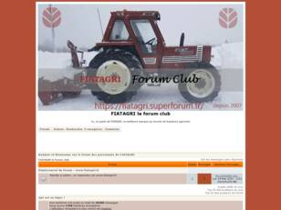 FIATAGRI le forum club