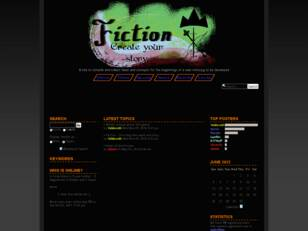 Fiction- A Game in Concept