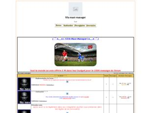 creer un forum : fifa-maxi-manager