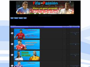 Forum gratuit : FiFa PassIoN
