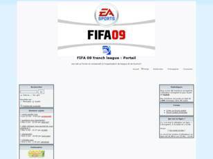 creer un forum : FIFA 09 french league