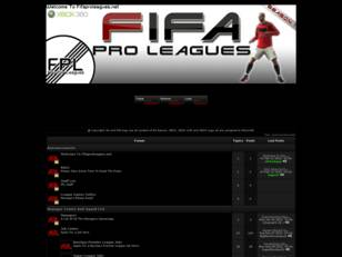 Fifa 11 (Xbox 360) 1v1 League Site