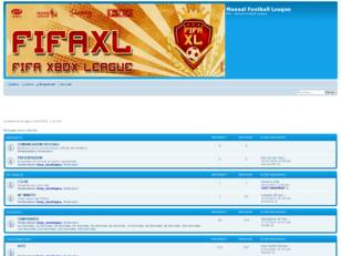 FIFA XL - Xbox League