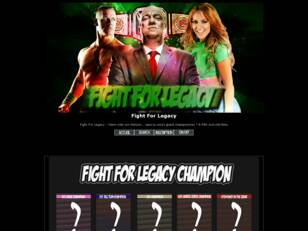 World Legacy Fight