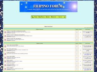 Free forum : Filipino Forum