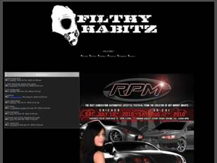 Welcome : Filthy Habitz