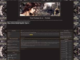 Forum gratis : Final Fantasy & co.