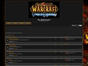 Fire WoW Forums - WoW Private Server