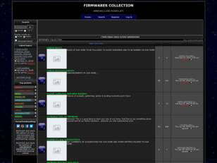 Firmwares collections and tools