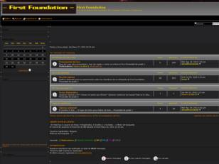 Foro gratis : First Foundation