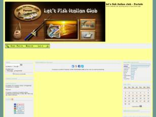 Forum gratis :   let's fish italian club