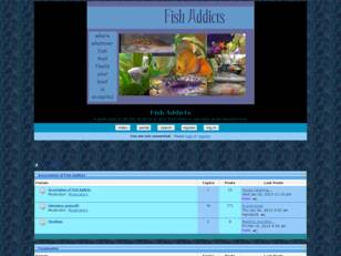 Free forum : Fish Addicts
