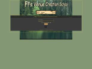 FF'S FS2 venue creation school
