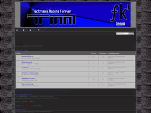 Forum gratis : FK' Team - TrackMania Nations Forev