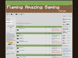 Flaming Amazing Gaming