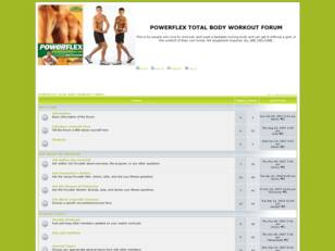 Powerflex Total Body Workout