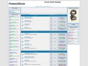 Forum Flood Fantasy