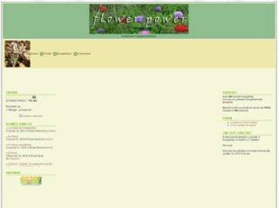Forum gratuit : FLOWER POWER