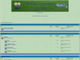 Foro gratis : Football Manager Liga Total