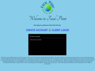 Welcome to Focal Point