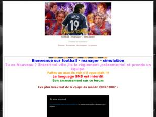 football - manager - simulation