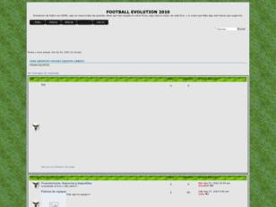 FOOTBALL EVOLUTION 2010