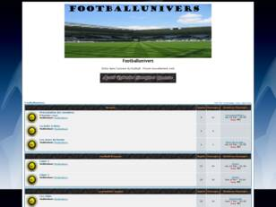 Forum Footballunivers