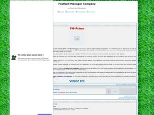 Football Manager Company