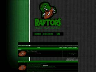 Raptors - Flag Football