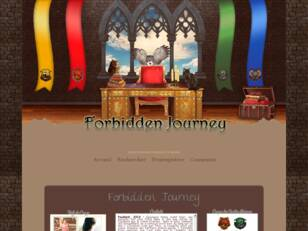 Forbidden Journey