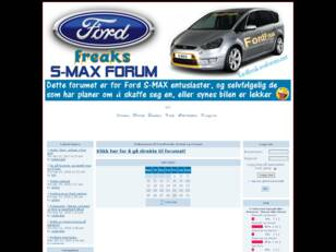Ford Freaks S-MAX Forum
