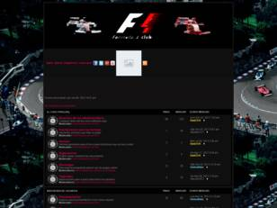 Formula One Club - F1 2012 Codemasters