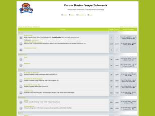 Forum Ikatan Vespa Indonesia
