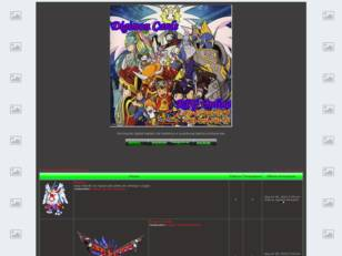► Digimon Cards RPG Online ◄