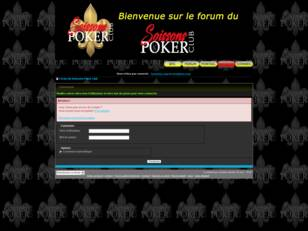 Forum du Soissons Poker Club