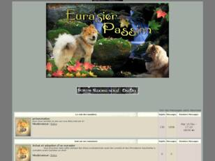 Eurasiers passions