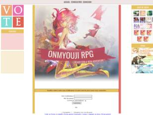 Onmyouji Forum Rpg - Fantastique