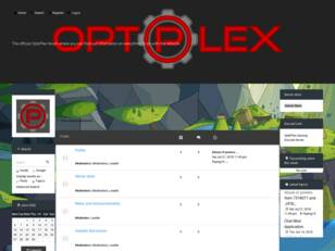 OptoPlex forum
