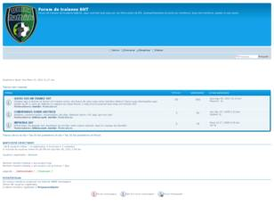 Forum gratis : Forum de trainees SHT