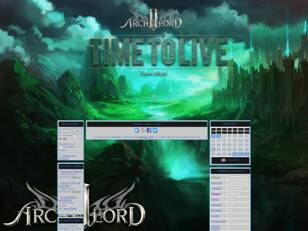 Time To Live - Archlord 2