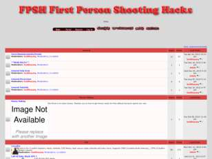 FPSH--First Person Shooting Hacks
