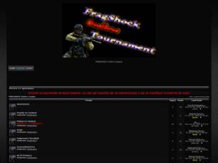 Free forum : FRAGSHOCK Online League