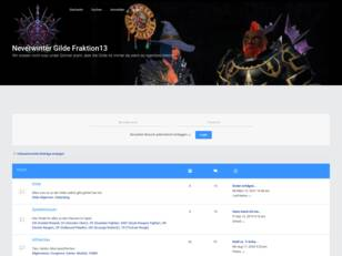 MMO Neverwinter Gildenforum Fraktion 13