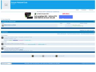 creer un forum : Forum Frbiznet'Club