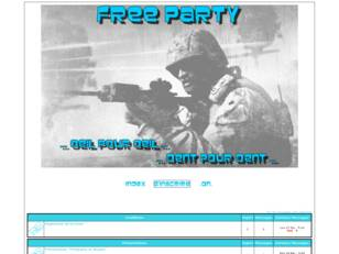 FORUM de Free Party : RECRUTEMENT [ON]