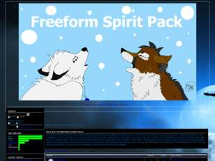 Home ~ Freeform Spirit Pack
