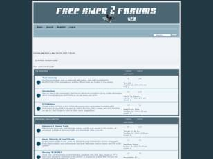 Free Rider 2 Forums